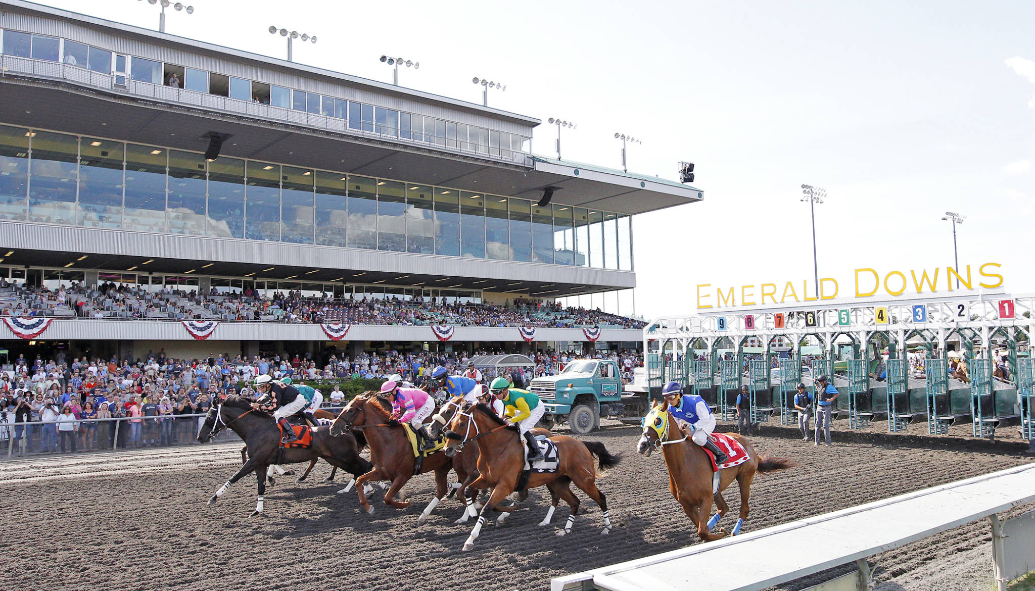 65 000 Emerald Distaff Stakes Kit Emerald Downs