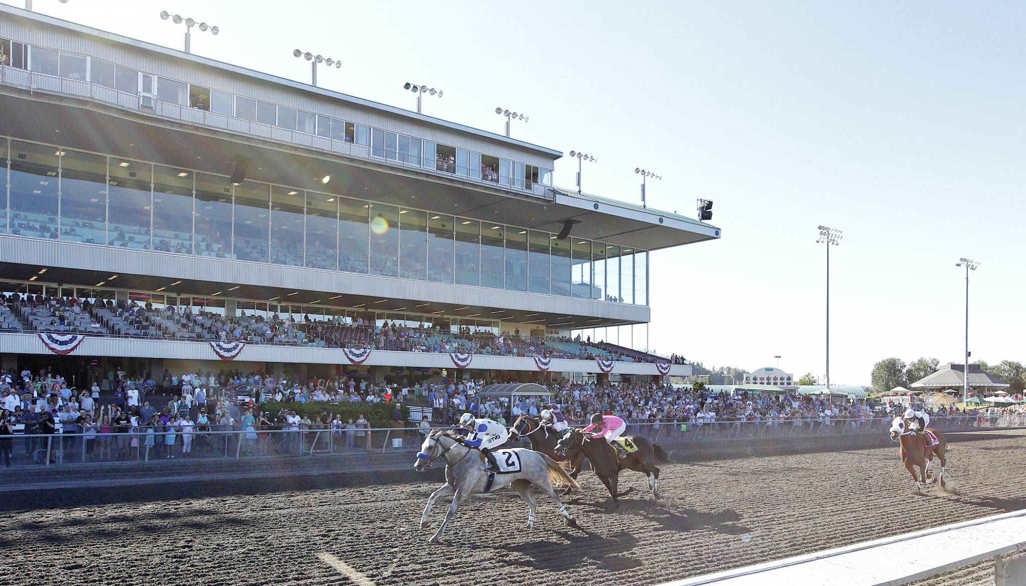 Riser Captures Emerald Downs Derby Emerald Downs