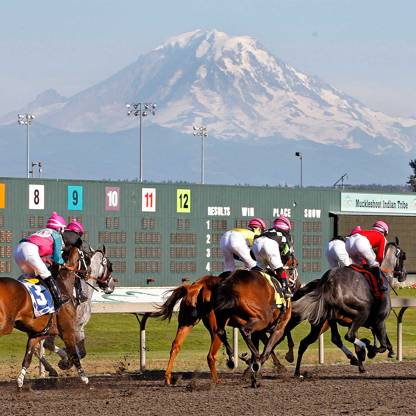 Emerald Downs Racing