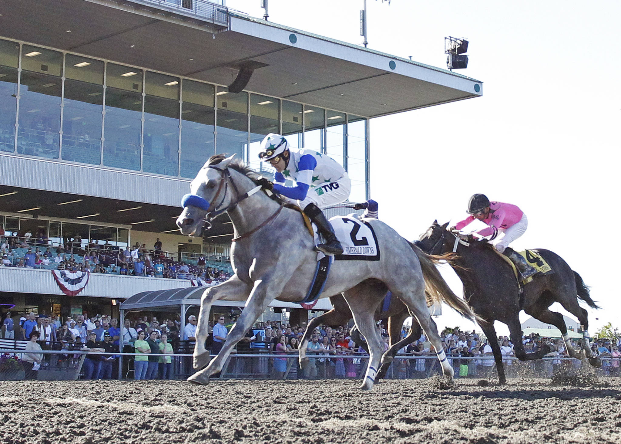 Emerald Downs News Amp Notes Thursday August 31 Emerald Downs