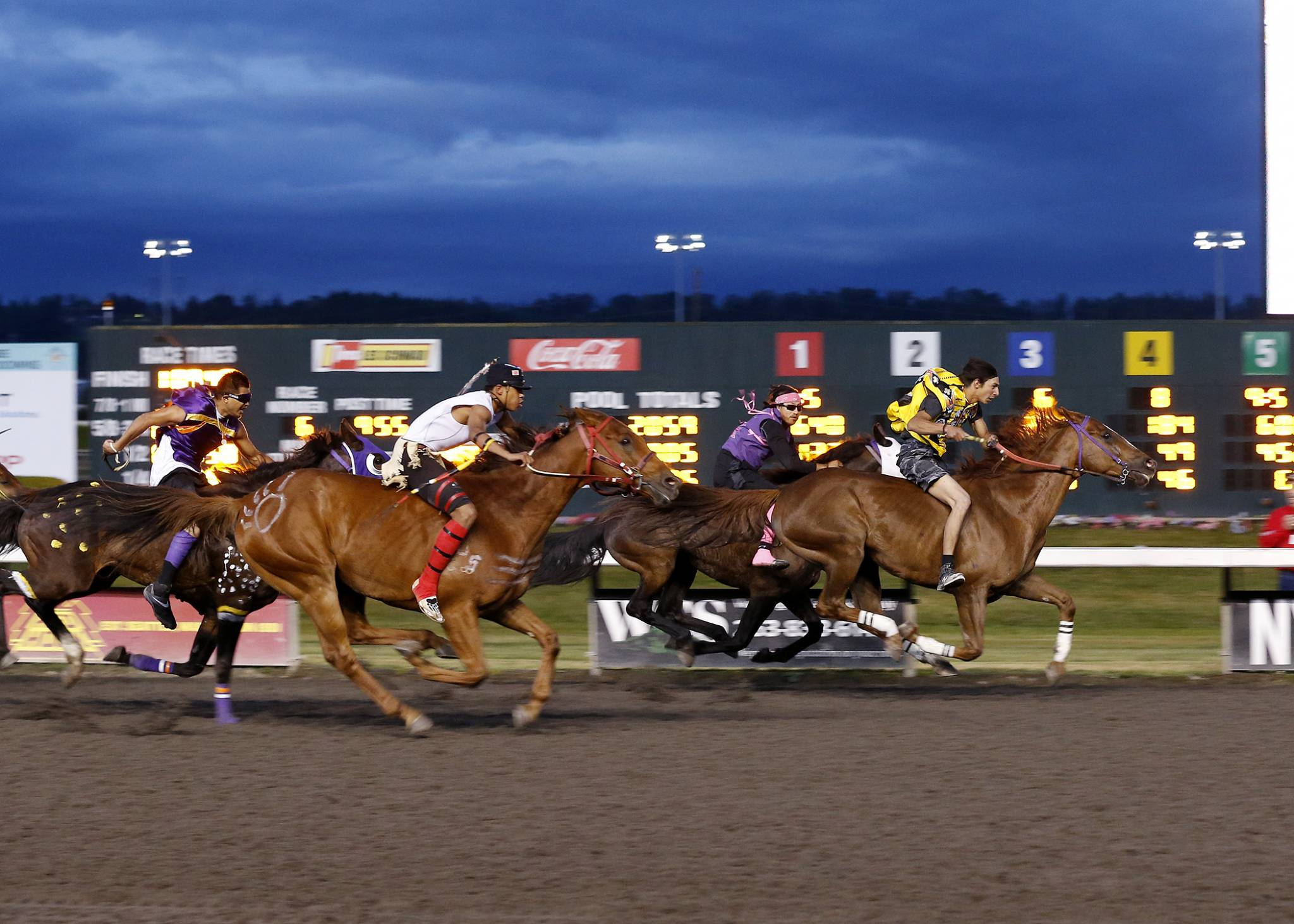 Emerald Downs Wrap Friday June 9 Emerald Downs