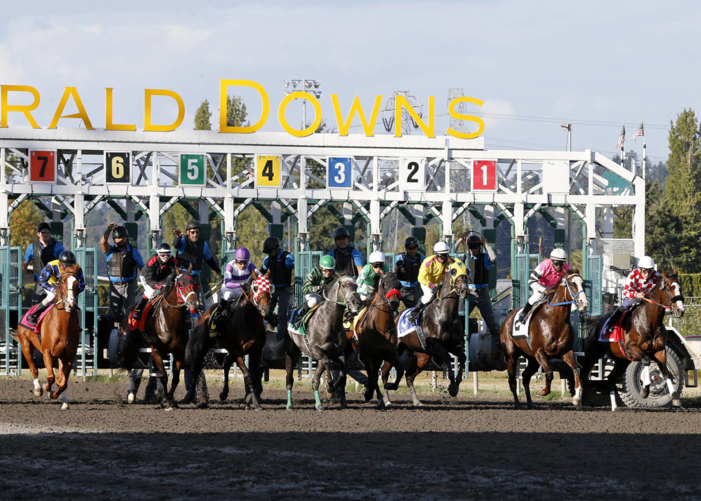 Emerald Downs Announces 2019 Stakes Schedule Emerald Downs