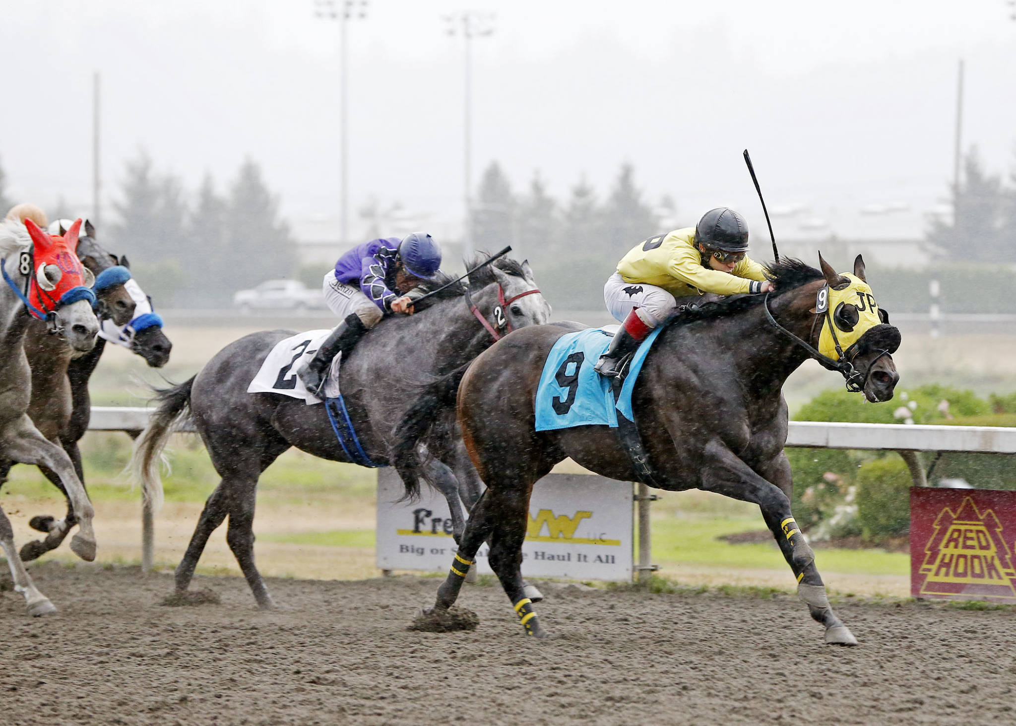 Emerald Downs Wrap Saturday Sept 9 Emerald Downs