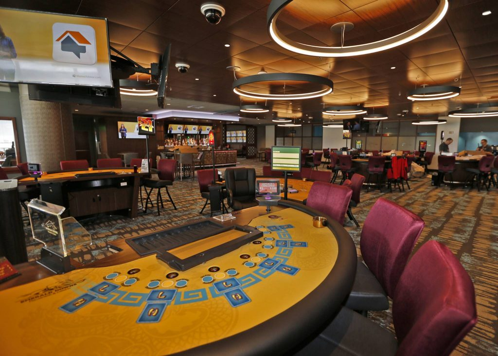 Clubhouse Casino Emerald Downs